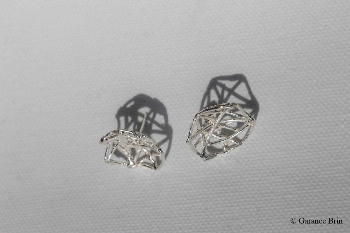 BO petite coupelle brut de toile de la créatrice de bijoux Garance BRIN