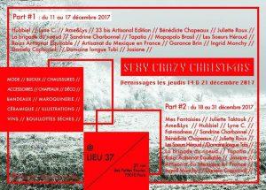 exposition Lieu 37 Bijoux Garance BRIN