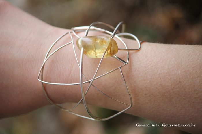 "Bracelet ""Toile d'Arenaidae"""